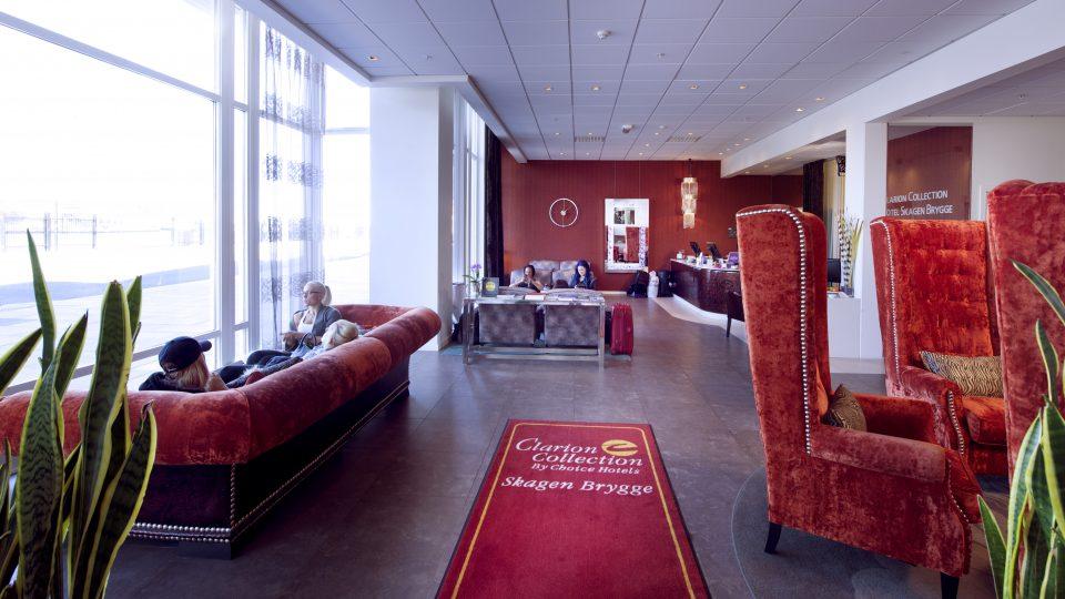 Fellesareal hotell
