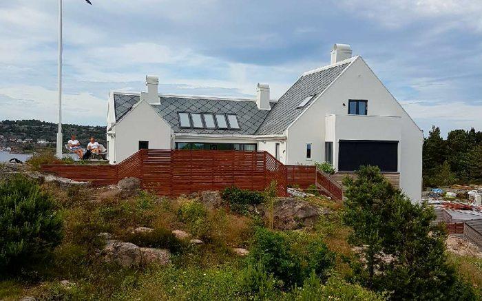 Bilde av hus